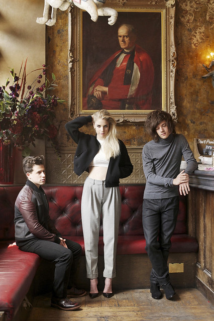 London Grammar at The Old Queen's Head, London