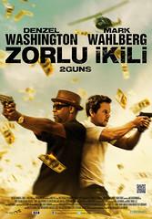Zorlu İkili - 2 Guns (2013)