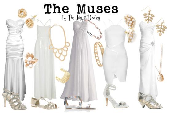 the joy of disney hercules the muses