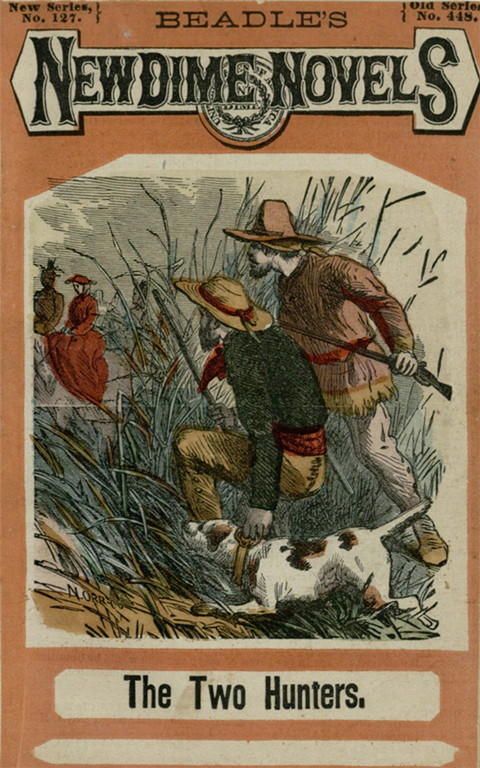The Two Hunters, Beadle's New Dime Novels, 1865