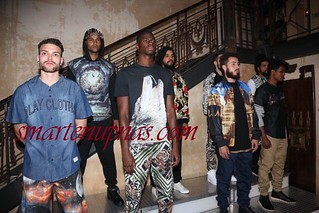 Pusha T shows off Play Cloths Fall Line up