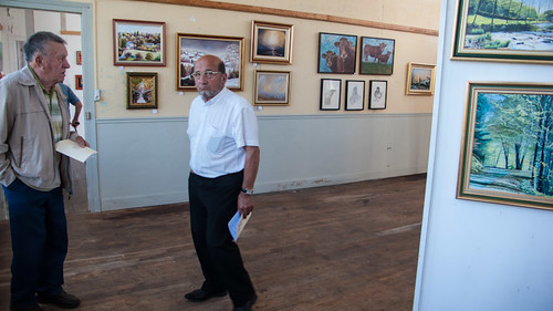 Art exhibition in Lafat