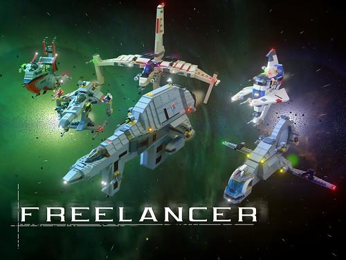 Freelancer Game Best Ship - bronmak