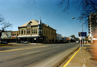 Uvalde town center