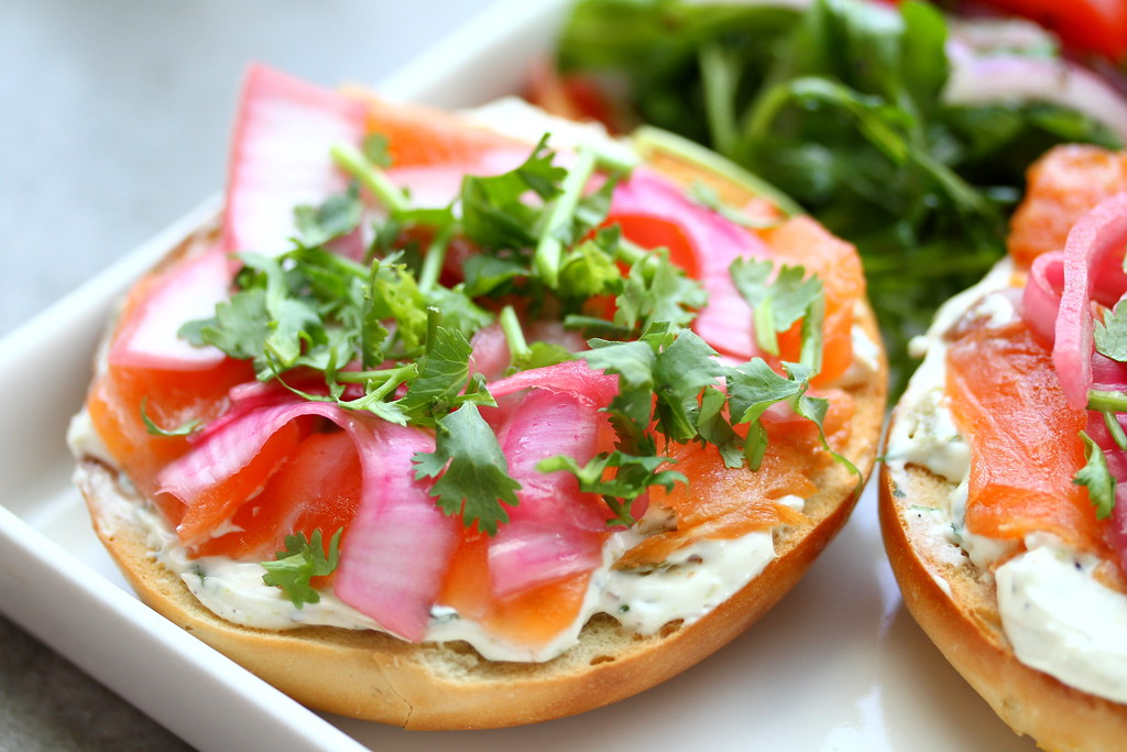 奇洛:美味龙舌兰腌鲑鱼