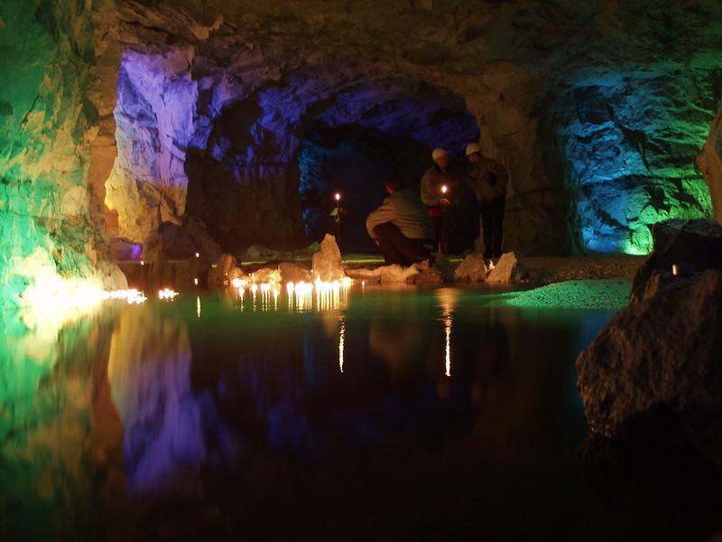Mágicas Cuevas Blancas