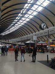 Newcastle Train Station