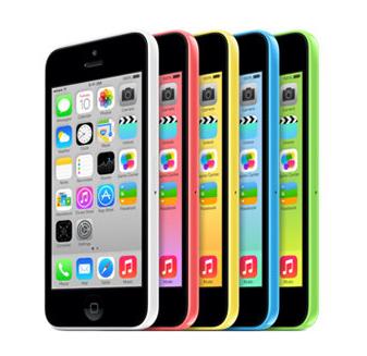 ¥3699苹果 iPhone 5c 正品国行 联通3G