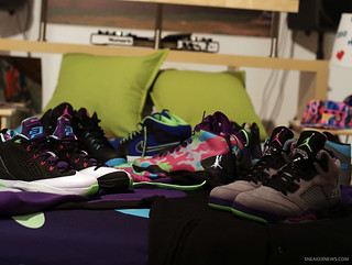 JORDAN BRAND � HOLIDAY 2013 �BEL AIR� COLLECTION