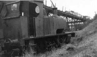 Hunslet 0-4-0T 1684 (1931) Kilmersdon Colliery 08.04.1968 (1)
