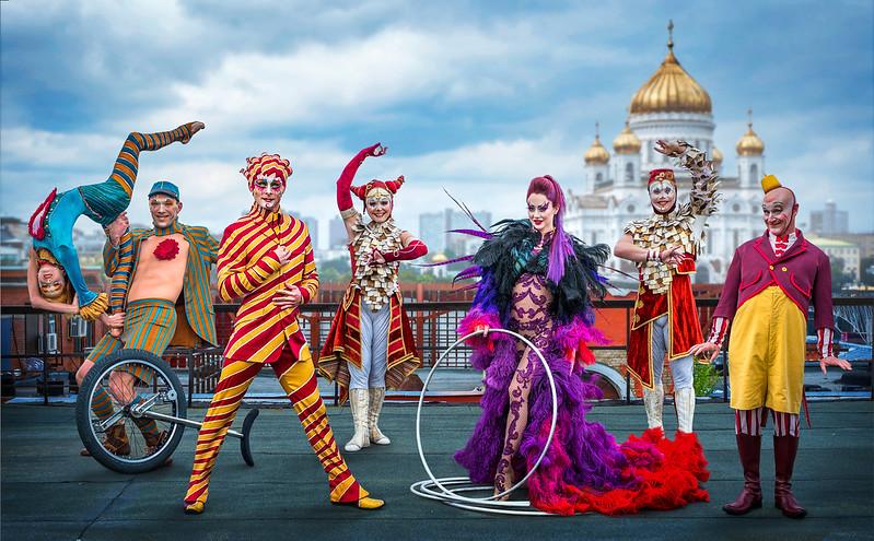 Cirque du Soleil (Hello!)