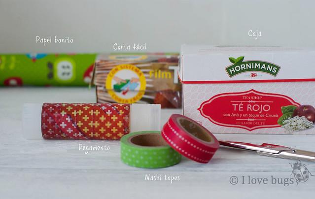 expendedor de washi tape