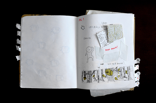 Kim Ku_Sketchbook