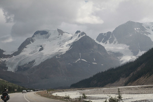 Jasper to Lake Louise