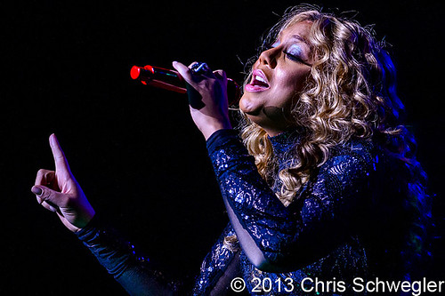 Tamar Braxton – 11-12-13 – Made To Love Tour, Fox Theatre, Detroit, MI