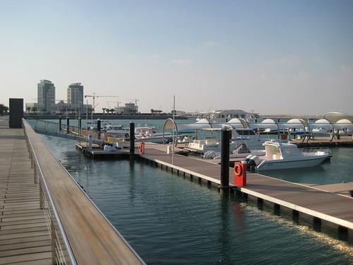 Lusail Marina, Qatar