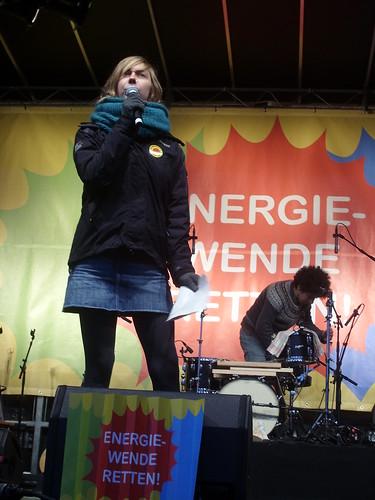 Energiewende Retten! Berlin 3.12.2013 Luise