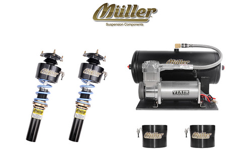 Fortune Auto Hawaii Muller Cups and Compressor