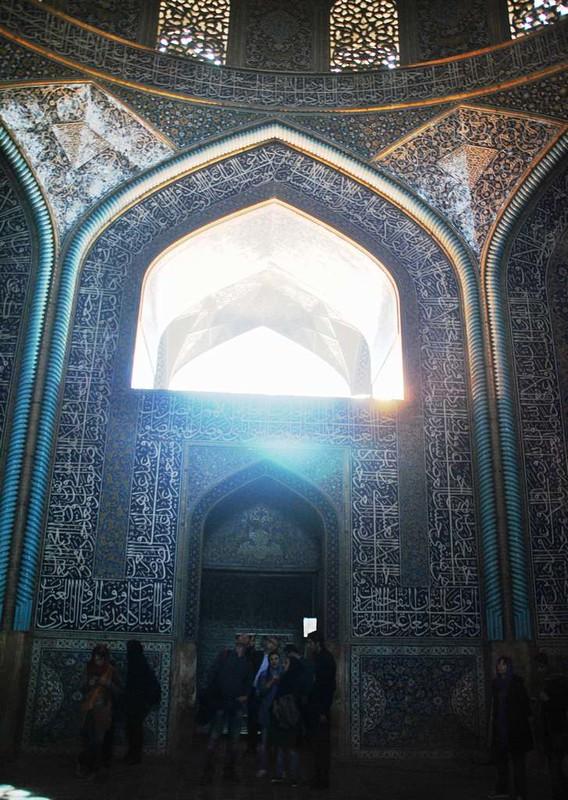 83 Mezquita Sheikh Lotfollah en Isfahan (14)