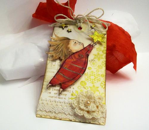 Evie's Christmas present ... by judkajudy