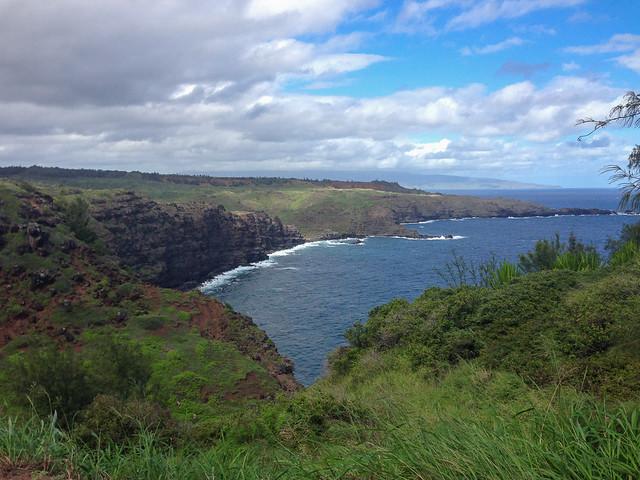 Green coves - Northwest Maui - Hawaii