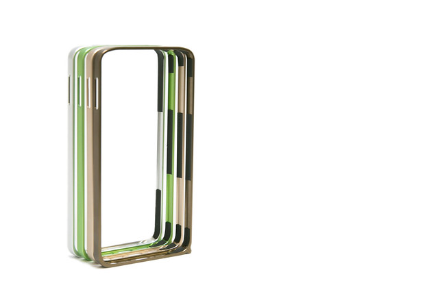 LG G2 金屬邊框多色開箱、香檳金 / 銀 / 綠 @3C 達人廖阿輝