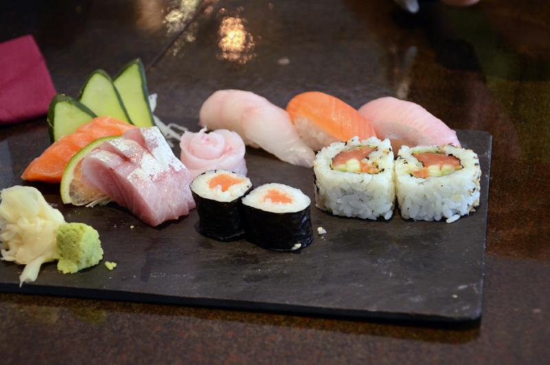 Sushi to Sashimi, restaurante Umai
