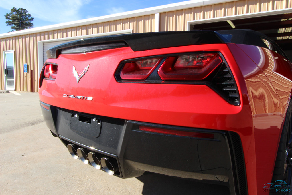 2014 Stingray Before Detail Detailed Designs Auto Spa Atlanta