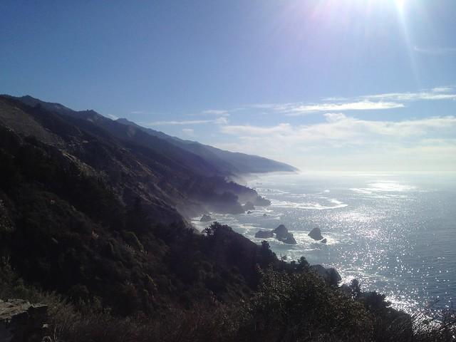 Coast ride