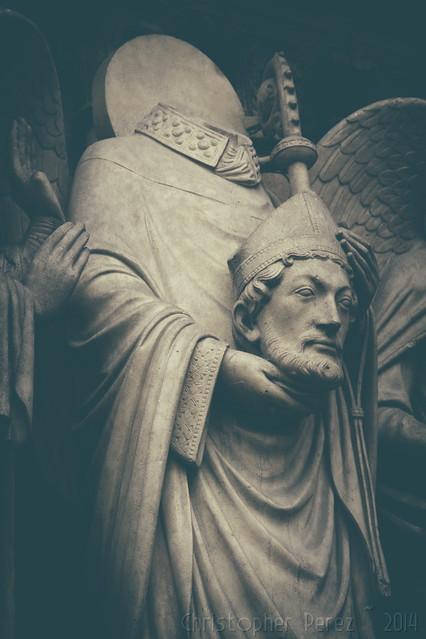 Notre Dame ~ Alchemical Process Explained