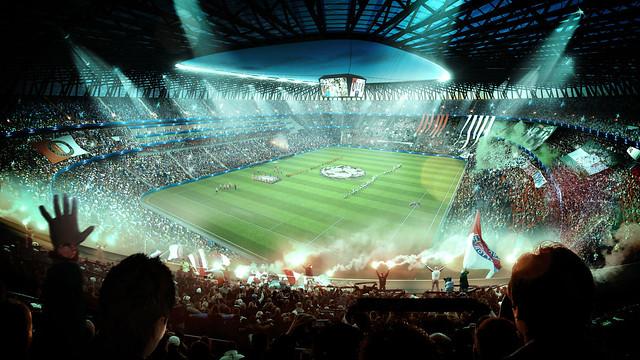 Feyenoord Stadion MVSA VolkerWessels 2
