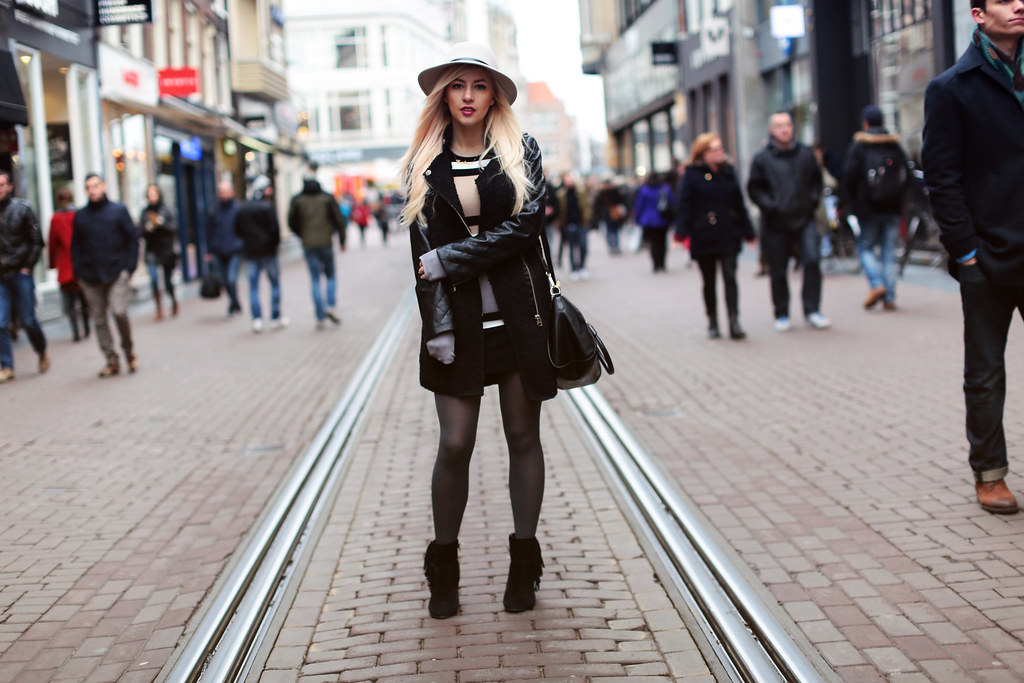 Amsterdam Street Style Evelinas Fashion Cafe