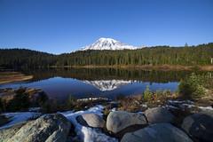 Reflection Lake, Mt Rainier, WA