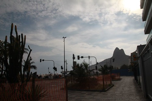 Ipanema area
