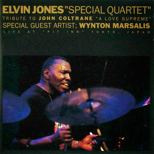 elvin jones special quartet 1