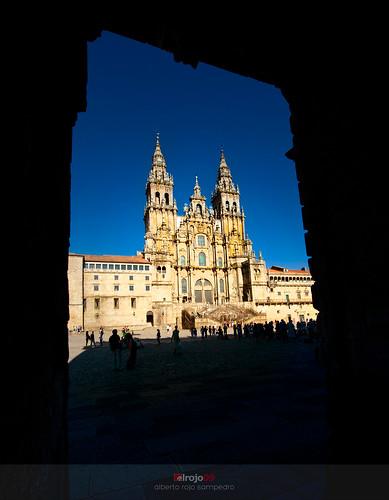 Sol y Sombra | Santiago de Compostela by alrojo09