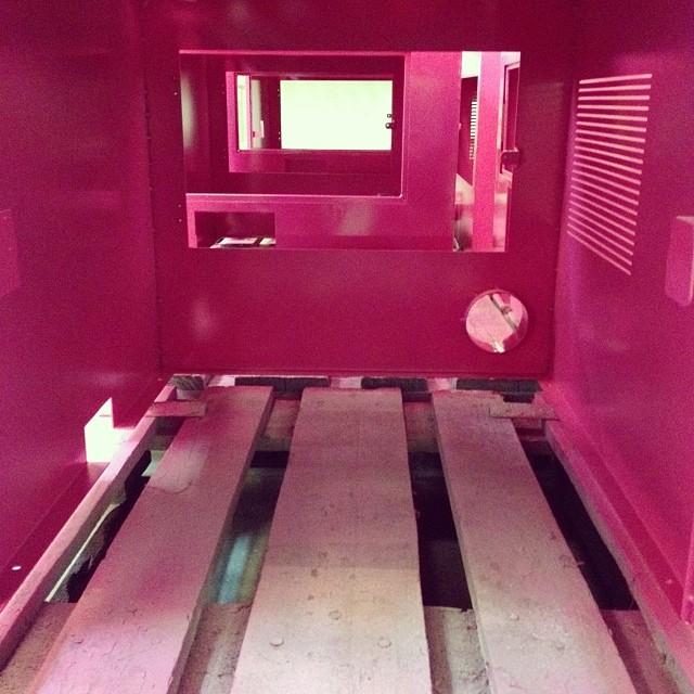 O lado cor-de-rosa da engenharia:)