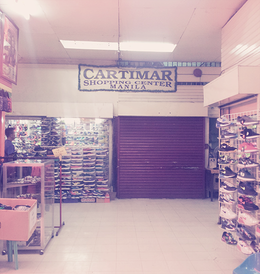 cartimar shoes recto
