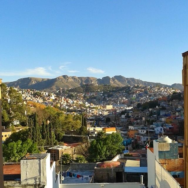 #Guanajuato, Meksiko
