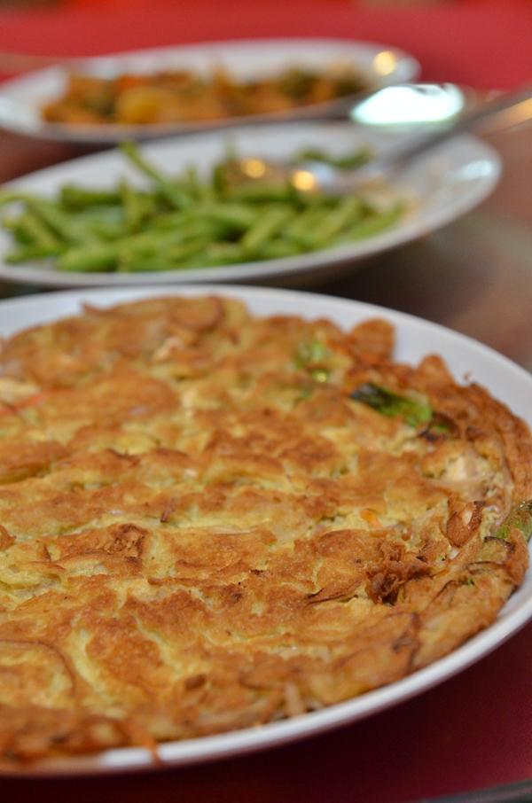 Fu Yong Egg Omelette