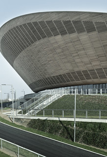 Olympic Velodrome, London