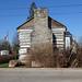 East Elevation, James Galloway Log House — Xenia, Ohio