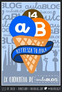IX Encuentro aulaBLOG 2014 en Barcelona