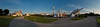 Kennedy Space Centre Sunset panoramic