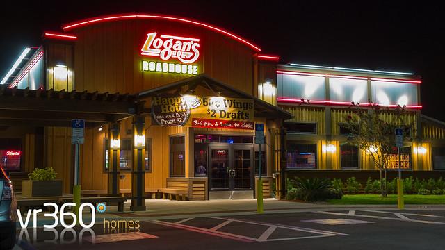 Logans Roadhouse in Orlando, Florida