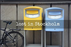 Lost in Stockholm