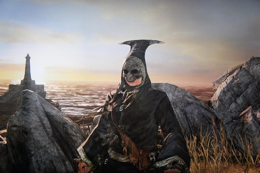 ... Dark Souls 2 - Black Hollow Mage  a1e72770f