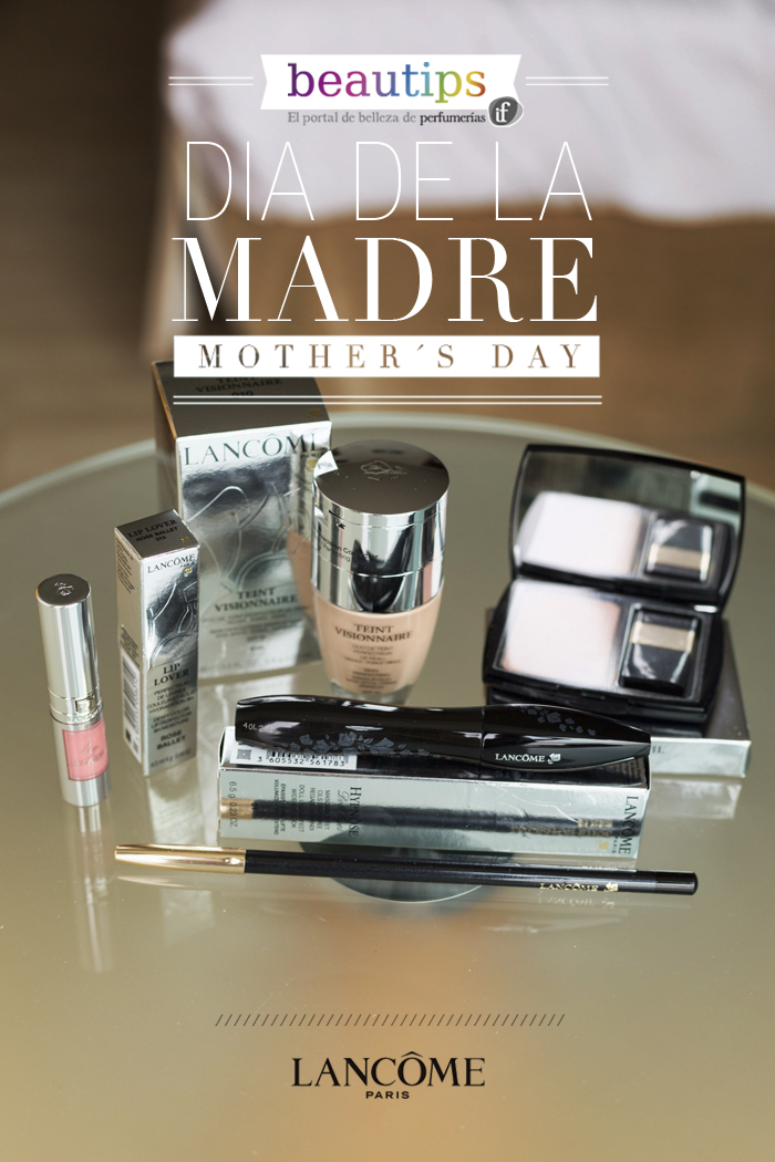beautips barbara crespo lancome beauty beautips.com mother´s day dis de la madre