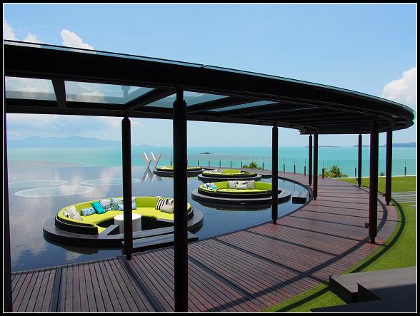 蘇美島飯店推薦 ▎W Retreat Hotel Koh Samui。叢林綠洲房Jungle Oasis。woobar(上) @ ▌Meiko 愛敗家。甜點。旅行~▌ :: 痞客邦