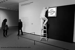 In der neuen Nationalgalerie